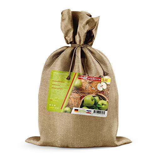equizone - Pferdeleckerlis Apfel - 5 kg im Jutebeutel - Die gesunde Belohnung