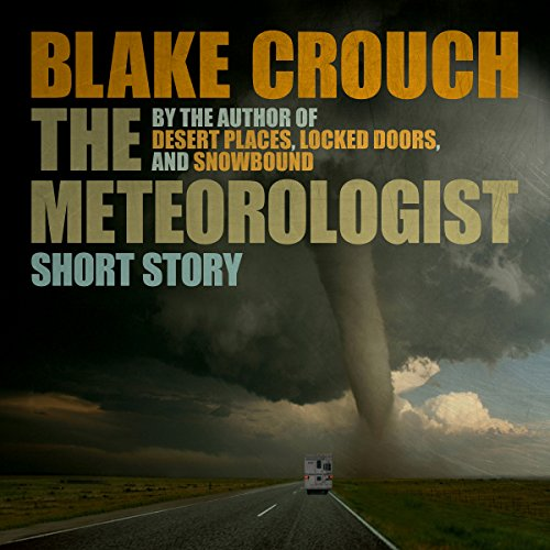 The Meteorologist audiobook cover art