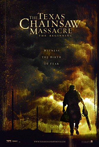 Poster The Texas Chainsaw Massacre The Beginning Movie 70 X 45 cm