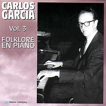 Vol. 3 Folklore en Piano