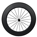 Yuanan DT Swiss 350S Serie 88mm Carbon Rad 700C Drahtreifen röhrenförmige Tubeless Laufradsatz...
