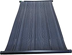 "professional SOLAR POOLSUPPLYSwimEasy High Performance Solar Pool Heating | Made in USA | Universal Solar Pool Heater Panel Replacement (ID 4'X 12'/ 1.5 "")"