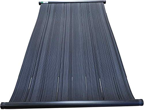 """Highest Performing Design - Universal Solar Pool Heater Panel Replacement (4' X 10' / 2"""" I.D. Header)"""