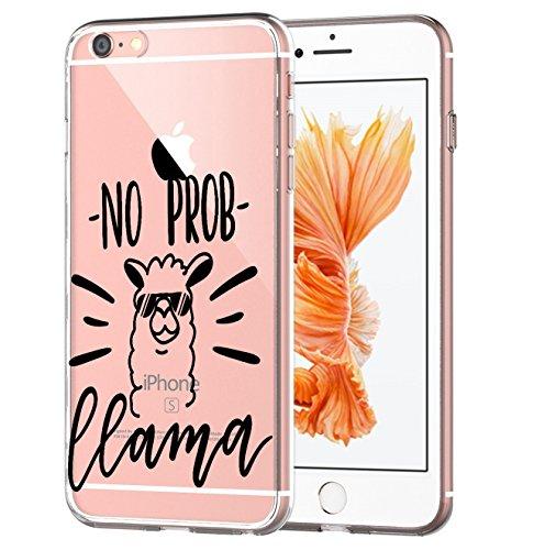 blitzversand Handyhülle LAMA Alpaca MEXIKO kompatibel für Samsung Galaxy S4 Mini cool Lama Schutz Hülle Case Bumper transparent rund um Schutz Cartoon M10