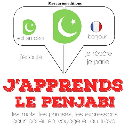 Couverture de J'apprends le penjabi