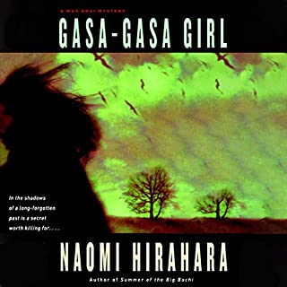 Gasa-Gasa Girl audiobook cover art