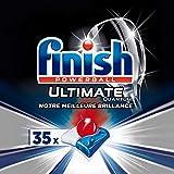 Finish Pastilles Lave-Vaisselle Powerball Quantum Ultimate, Les 35 tablettes