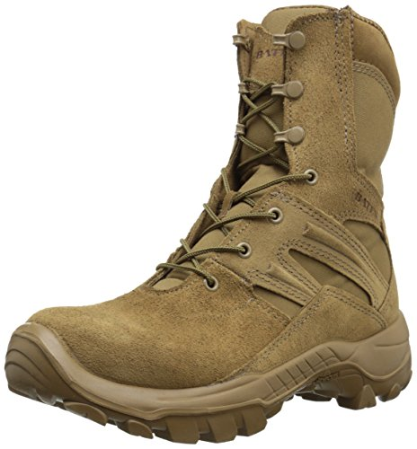 Bates Men's M8 Hot Weather Coyote Military & Tactical Boot, 9 M US
