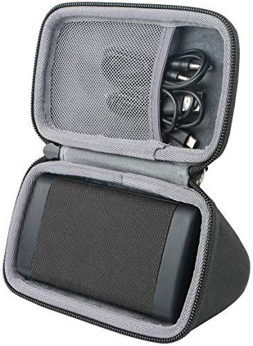 co2CREA Duro Viajar Caso Cubrir para Cambridge SoundWorks OontZ Angle 3/3 S Bluetooth portátil