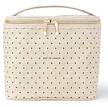 Kate Spade New York Lunch Tote Deco Dots  Out To Lunch  Canvas