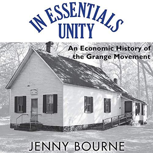 In Essentials, Unity audiobook cover art
