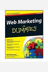 [(Web Marketing For Dummies )] [Author: Jan Zimmerman] [Jan-2012] Paperback