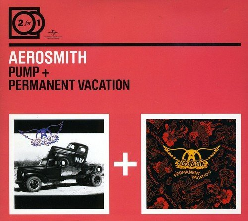 2 For 1: Pump / Permanent Vacation by Aerosmith (2010-08-03)