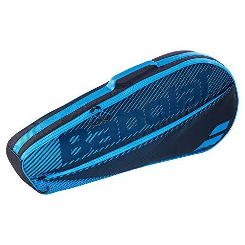 Babolat Club Essential Racket Holder X 3, Black/Blue