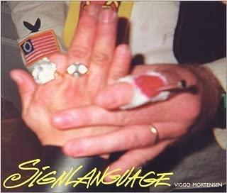 VIGGO MORTENSEN: SIGNLANGUAGE