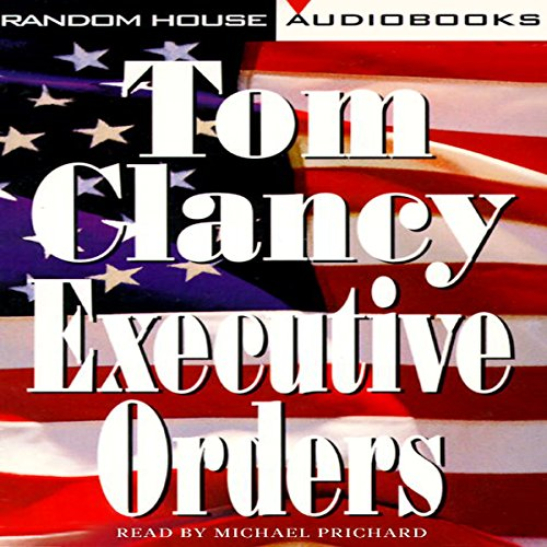 Executive Orders cover art