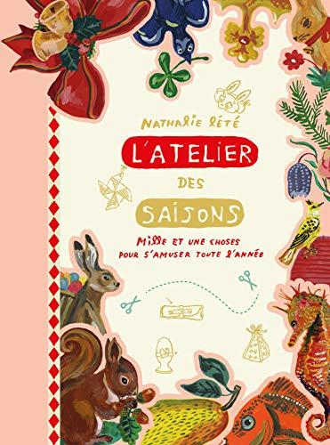 L'Atelier des saisons de Nathalie Lété
