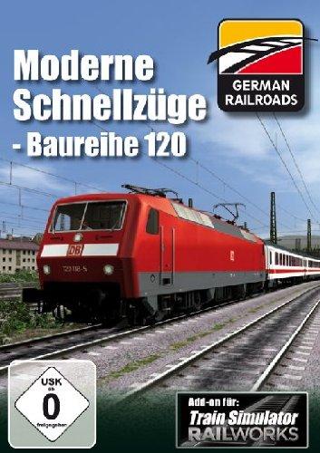 Train Simulator - Railworks: Moderne Schnellzüge Baureihe 120