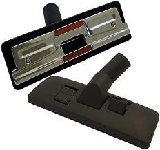 Universal 32 x 270 mm High Quality Universal Black Plastic Dual Pedal Floor Tool Nozzle
