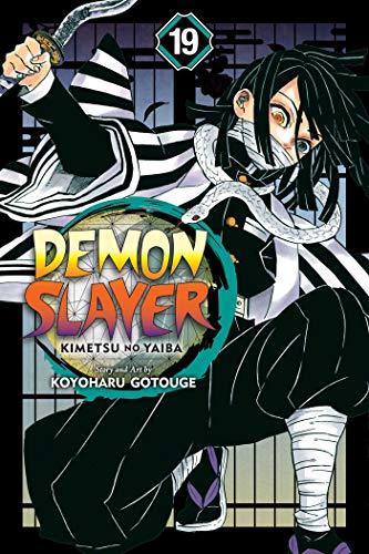 Demon Slayer: Kimetsu no Yaiba, Vol. 19 (Demon slayer, 19)