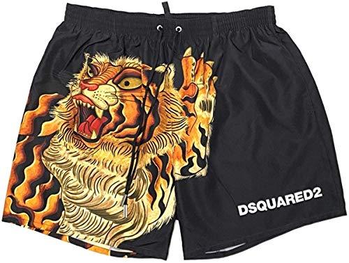 DSquared Christian-Kostüm Boxer Herren D7B642520 Rosa - Fünfzig