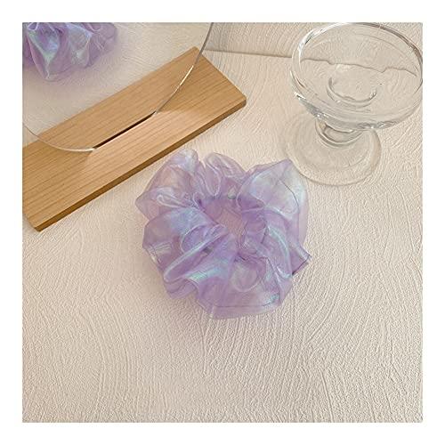 DDBH 644803 - Cinta elástica para el pelo para mujer, diseño de flor de fresa