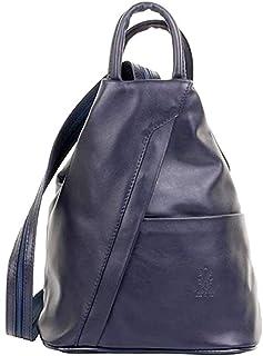 3e26017b98d Amazon.co.uk: Leather - Fashion Backpacks / Women's Handbags: Shoes ...