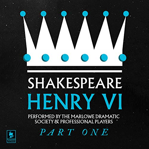 『Henry VI, Pt.1』のカバーアート