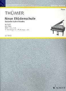 NEUE ETUDENSCHULE HEFT 2 PIANO
