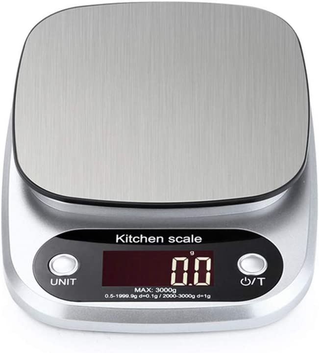 Kitchen Scale 55% OFF Digital Scales Our shop OFFers the best service 3kg Food Scal 0.1g Mini