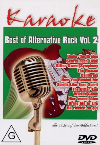 Best of Karaoke - Alternative Rock Vol. 02