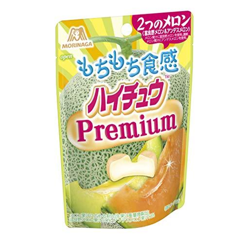 森永製菓 ハイチュウプレミアム<2つのメロン> 35g ×10袋
