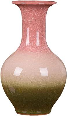 Amazon.com: Jingdezhen chino jarrón de cerámica, perfecto ...