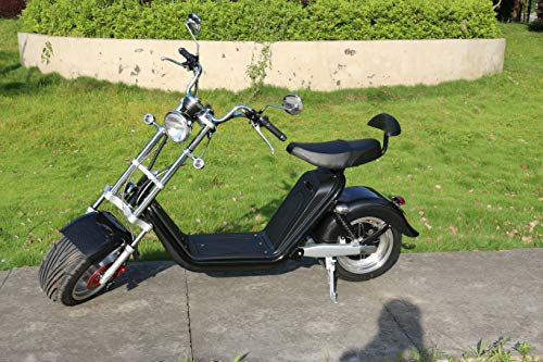 M2 2000W 60V20AH ELECTRIC CITYCOCO SCOOTER