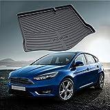 MAOMAOQUEENss Tapis De Coffre Compatible avec Ford Focus/Fiesta/Mondeo/Ecosport/Escort/Mustang/Taurus/Explorer, Etc.MatéRiau en...