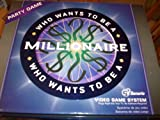 Senario Who Wants to Be a Millionaire Video Game System