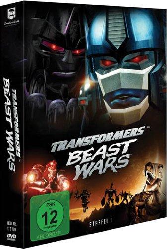 Transformers: Beast Wars - Staffel 1 (5 DVDs)