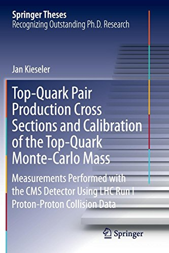 Top-Quark Pair Production Cross Sections and Calibration of the Top-Quark Monte-Carlo Mass: Measurements Performed with the CMS Detector Using LHC Run I Proton-Proton Collision Data (Springer Theses)
