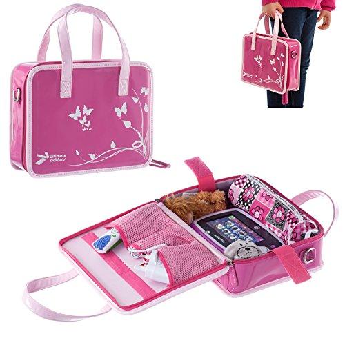 Ultimate Addons Kinder Reise Aufbewahrung Schutzhülle Handtasche geeignet für unterwegs das Kurio Tab 217,8cm