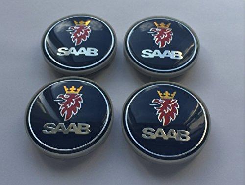 SB OEM 12775052, 12802487Juego de 4Aleación cubo de rueda center caps 63mm
