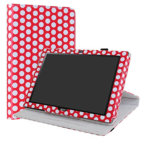 cover tablet acer iconia one 10 LiuShan Acer Iconia One 10 B3-A40 Rotante Custodia