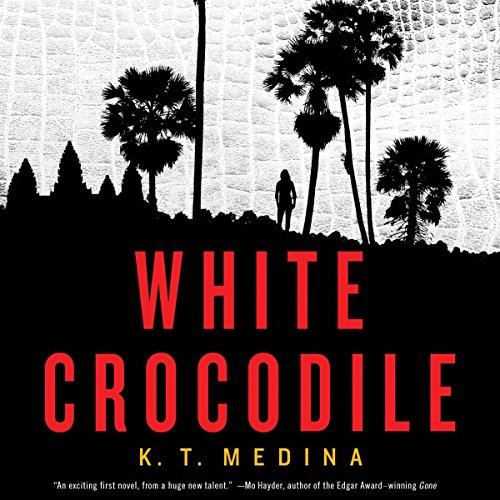 White Crocodile audiobook cover art