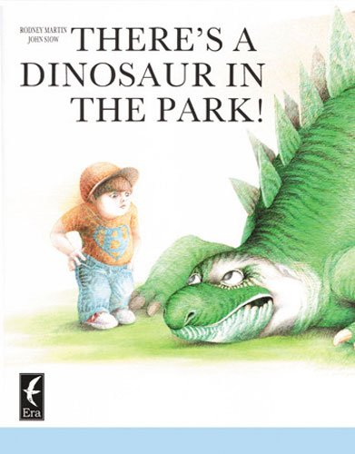 There's a Dinosaur in the Park! (Era Keystoke paperback)