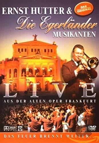 Ernst Hutter & Die Egerländer Musikanten - Live aus der alten Oper Frankfurt