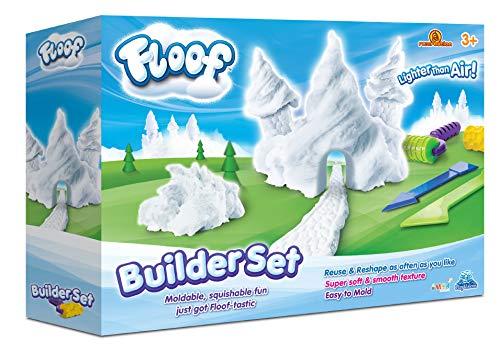 Floof FL004 - Kit de construcción, Color Blanco