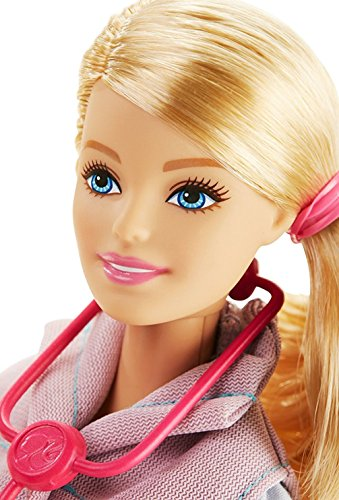 Coffret de Jeu Barbie Vétérinaire de Ferme - 6
