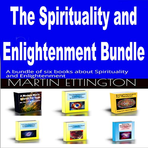 The Spirituality and Enlightenment Bundle audiobook cover art