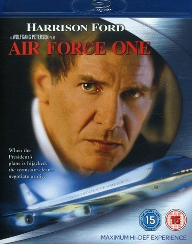 Air Force One [Blu-ray] by Elya Baskin