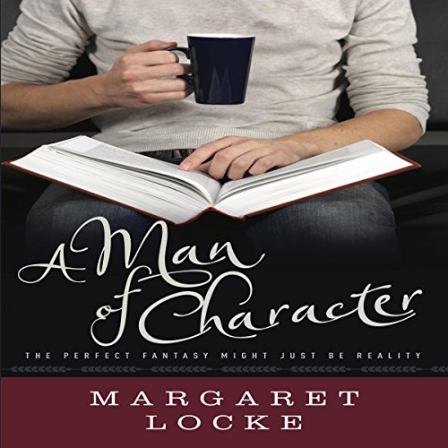 A Man of Character audiobook cover art