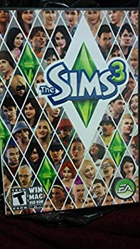 NEW Sims 3 PC WIN/MAC  Videogame Software